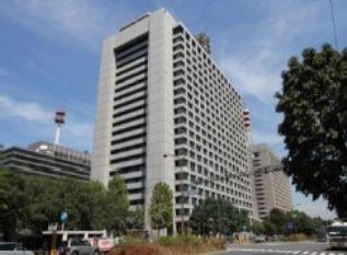 中央合同庁舎2号館(総務省、警察庁、国家公安委員会等が入居)