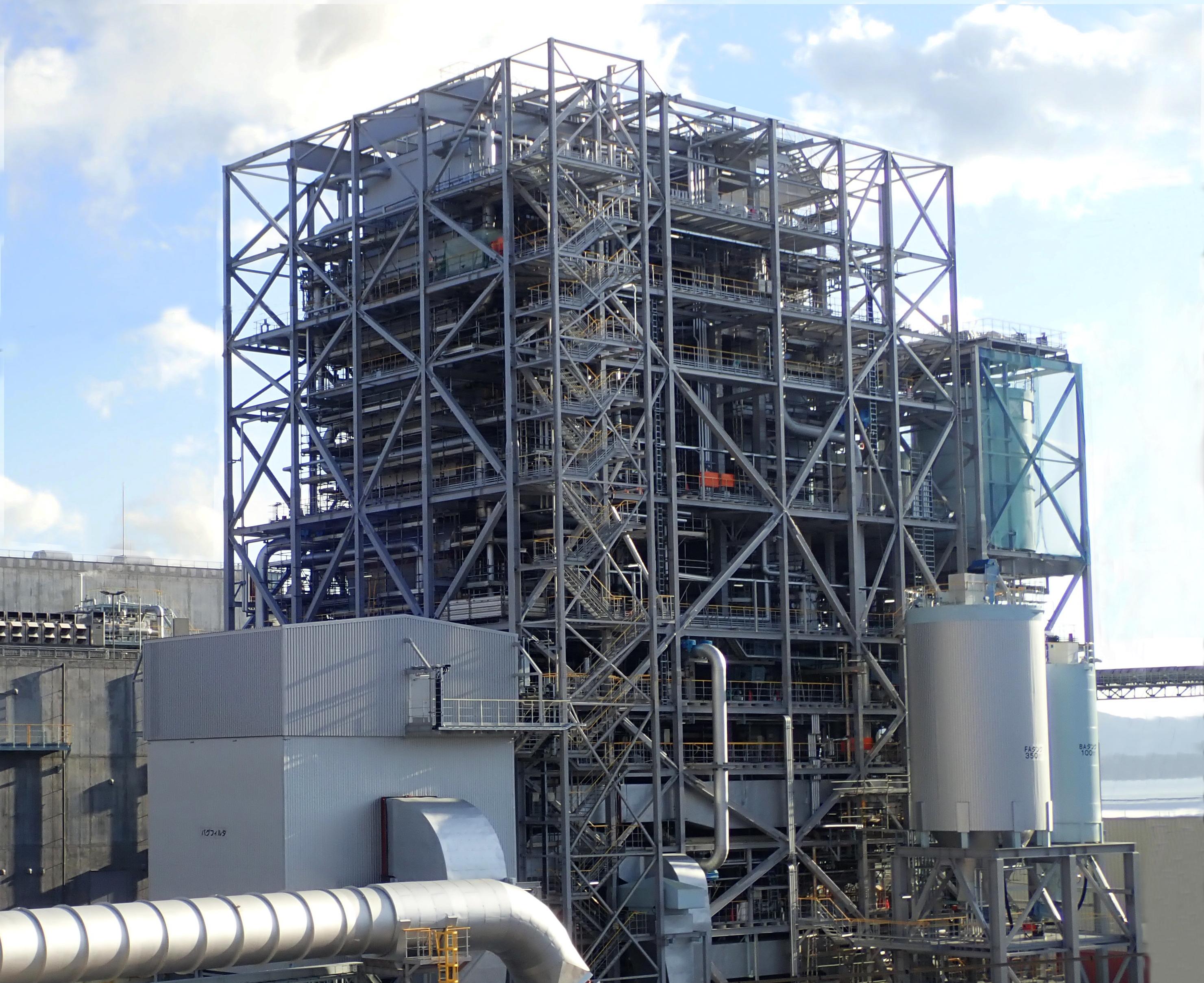 豊前ニューエナジー合同会社 豊前バイオマス発電所