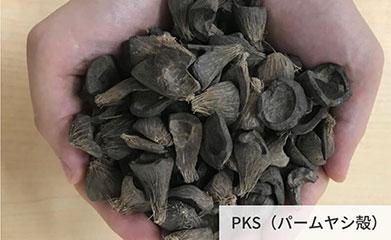 PKSとは(バイオマス燃料)