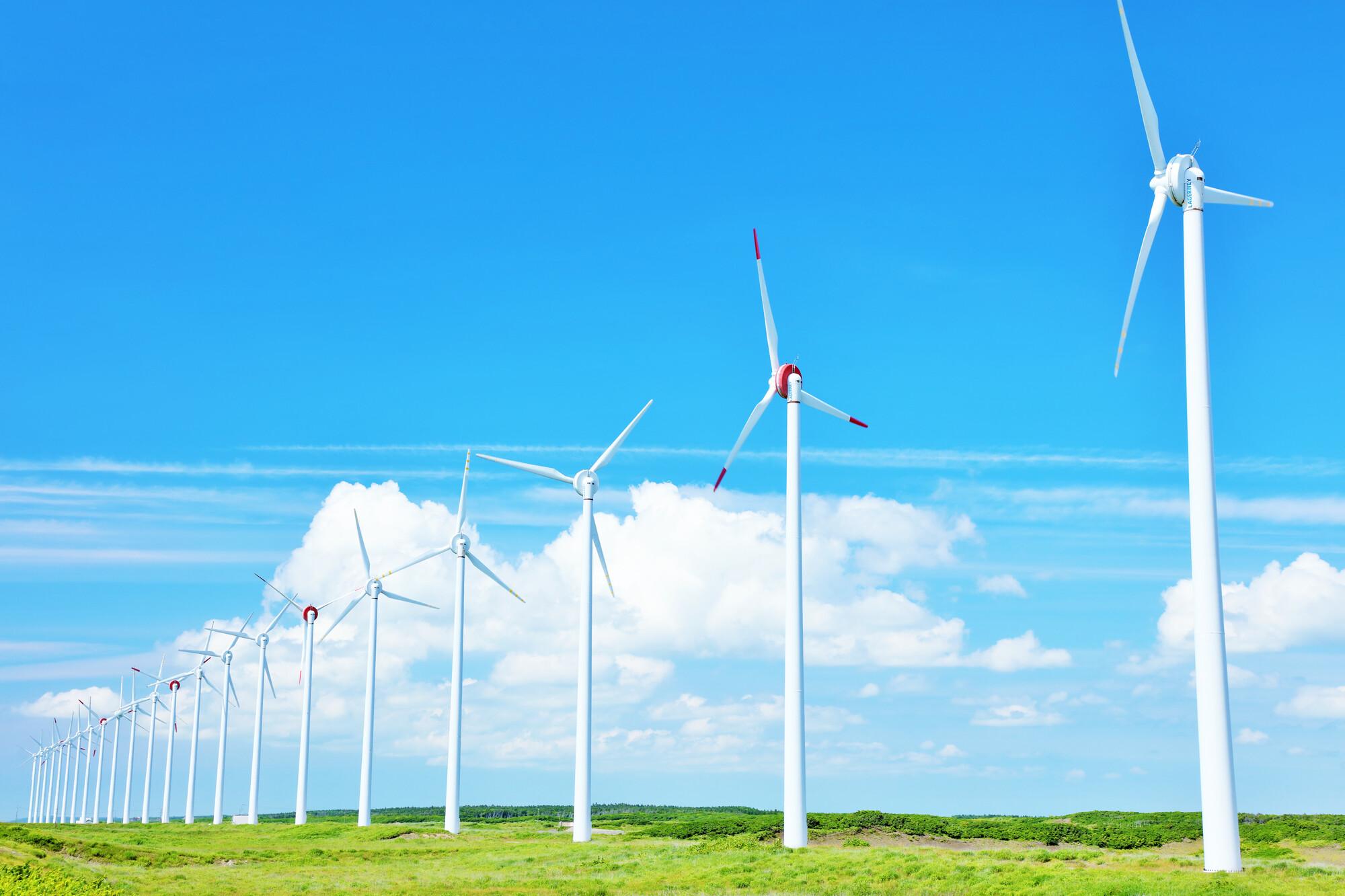 風力発電とは?風力発電について詳しく説明