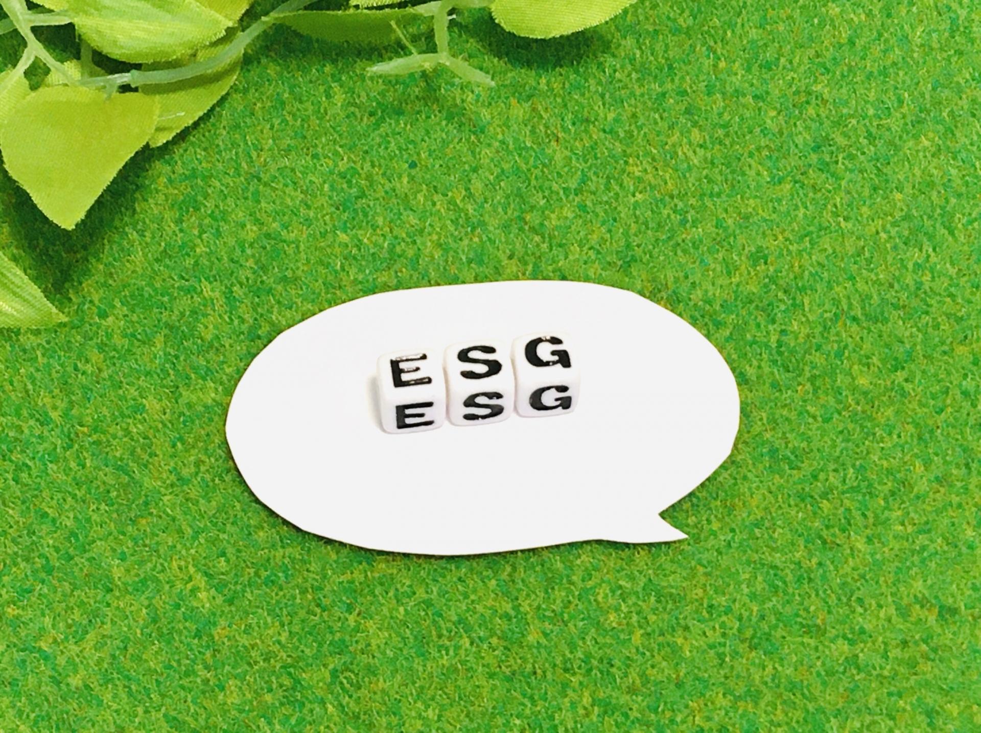 ESG投資とは?市場動向とESG投資の種類について紹介