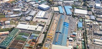 大規模工場群