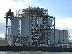 豊前バイオマス発電所